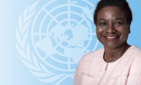 Le Dr Kanem est la cinquième Directrice exécutive de l'UNFPA.